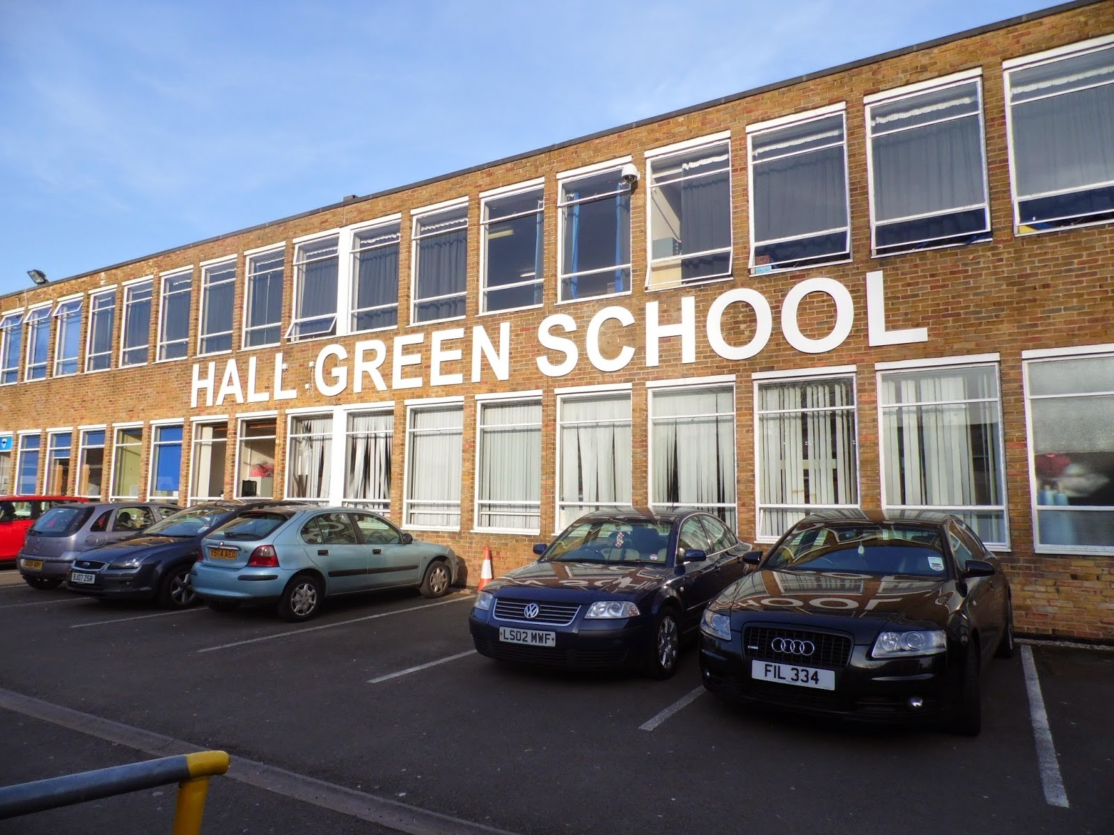 CASE STUDY: Hall Green School, Birmingham